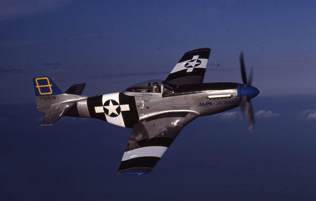 SB P-51Mustang