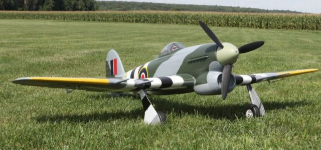 New Ground-Pounder! — FMS Hawker Typhoon