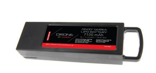 Venom Yuneec Q500 Series 3S LiPo Battery