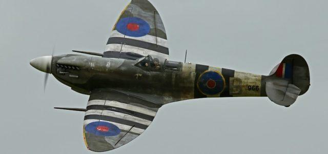 Super-Scale Spitfire