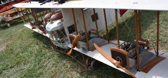 MAN @ the Old Rhinebeck Aerodrome — 50th Anniversary WW1 RC Jamboree