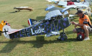 From the Flightline — 50th WW1 RC Jamboree