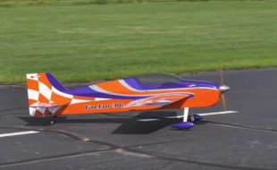 Great Planes Factor 30cc Raw Performance [VIDEO]