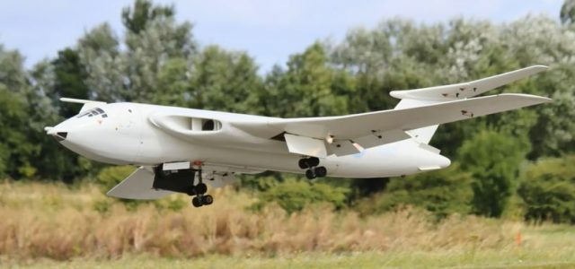 Monster Scale Victor Bomber