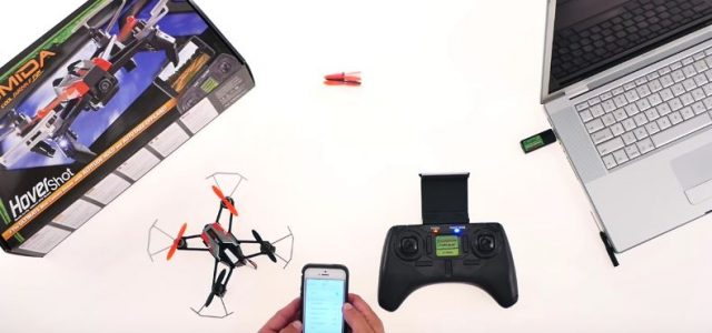 HoverShot Flat Out FPV: Instant RC [VIDEO]