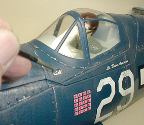 Model Airplane How to: Weather an ARF Warbird