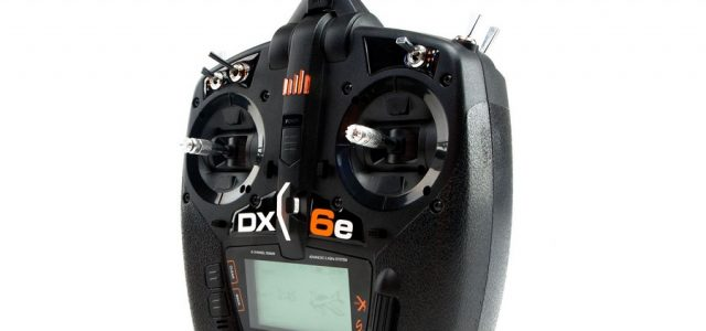 Spektrum DX6e 6-Channel DSMX Transmitter