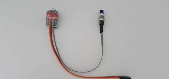 VSpeak Voice Module For JR XG Series Radio Systems