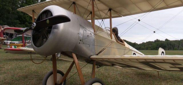 Best WW I Award Winner — Brian Perkins' Bristol Scout — Old Rhinebeck Aerodrome