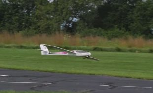 Flyzone Rapide Smooth Soaring : Raw Performance [VIDEO]