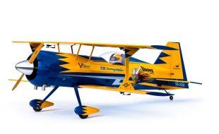 Hangar 9 Model 12 Viking 120cc 89″ ARF [VIDEO]