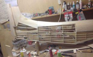 Workshop Build-Along — Douglas Skyraider Part 6 — Fuselage Sheeting