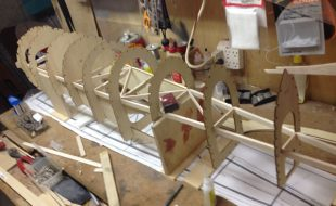 Workshop Build-Along — Skyraider Part 5 — Starting Fuselage Construction