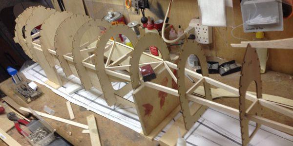 Workshop Build-Along — Skyraider Part 5 — Starting Fuselage Construction