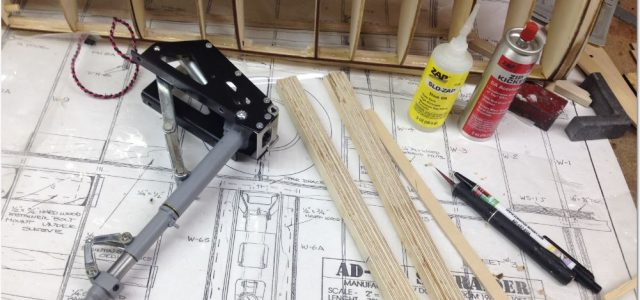 Workshop Build-Along — Douglas Skyraider Part 10 — Setting up Retracts with Video