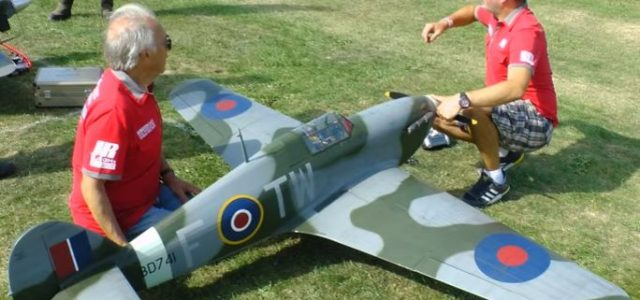 Battle of Britain Fighter - Model Airplane News