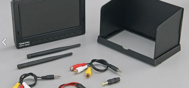 Tactic FPV-RM1HD Monitor With Receivers