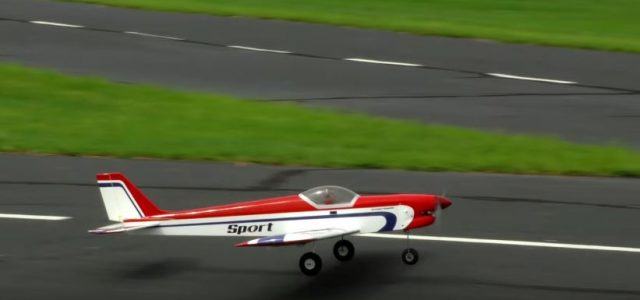 Tower Hobbies Sport GP/EP ARF Soars [VIDEO]