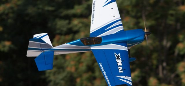 RC Aerobatics: Fly the Elevator