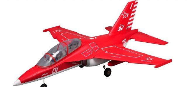 Yak 130 Jet 70mm (Red) PNP