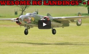 Awesome Bomber Landings