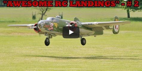 Awesome Bomber Landings