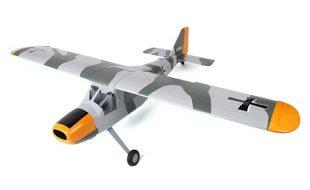 Dornier DO-27 STOL 46 Size EP-GP Military Version (ARF)