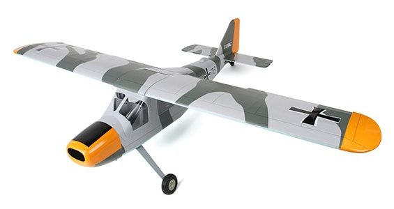 Dornier DO-27 STOL 46 Size EP-GP Military Version (ARF)