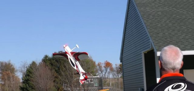 TechOne No Gravity Airplane [VIDEO]