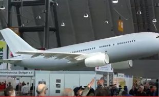 Indoor Airliner: it's a floater!