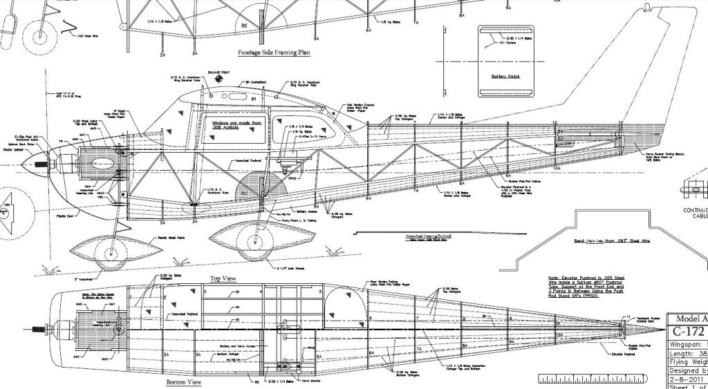 cessna 172 skyhawk coming soon to a backyard near you Chevy 5.3 Engine Diagram 2001 Chevy Silverado Wiring Diagram