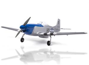 Composite North American P-51D MUSTANG 1200mm (47)