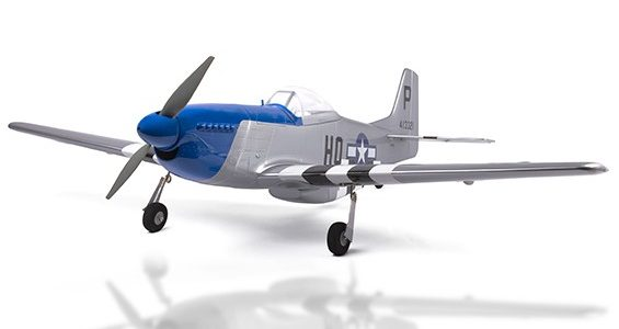 Composite North American P-51D MUSTANG 1200mm (47″)