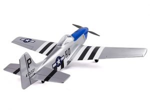 Composite North American P-51D MUSTANG 1200mm (49)