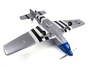 Composite North American P-51D MUSTANG 1200mm (50)