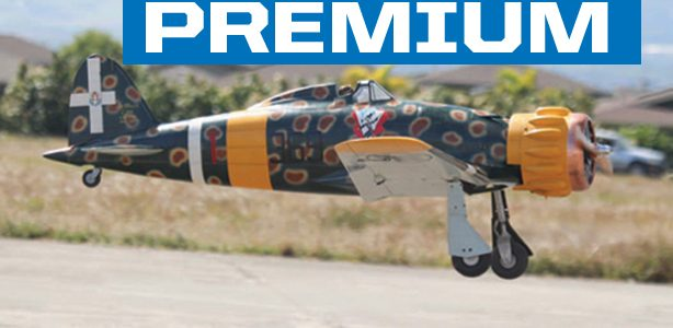 The Great RC Cover-up — Hiding  RC Gear in Scale Airplanes