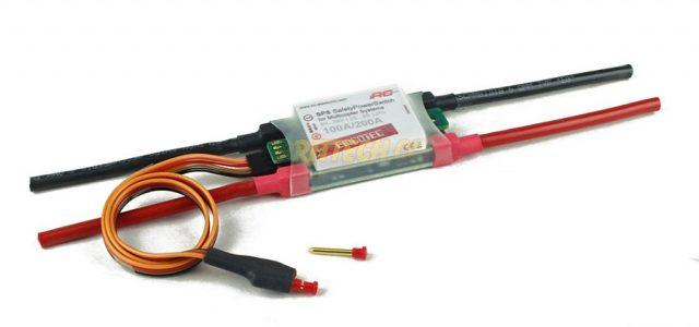 Emcotec Primary Power Safety Switch