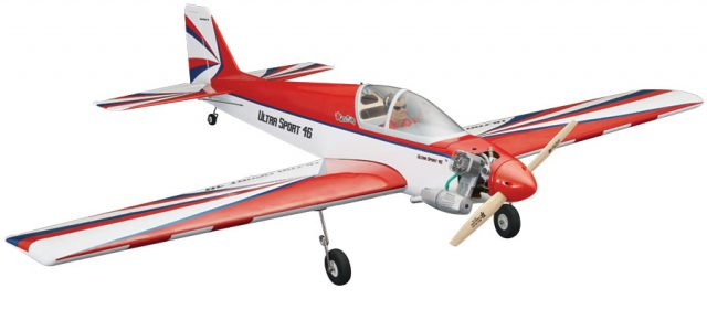 Great Planes Ultra Sport 46 [VIDEO]