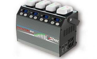 Hitec Phantom X4 Charger