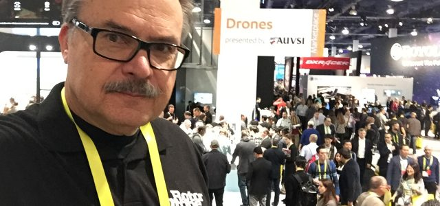 Model Airplane News at CES!