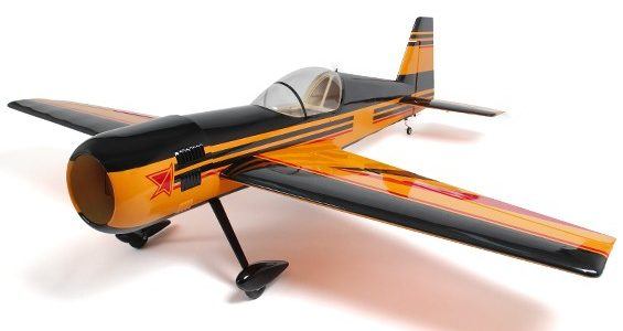 Sukhoi SU26 20cc 1520mm Aerobatic Sports Plane (ARF)