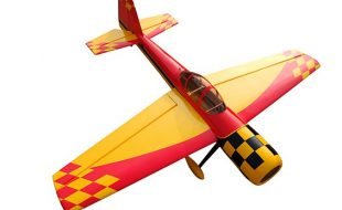 Yakovlev YAK55M 1520mm Aerobatic Sports Plane (ARF)