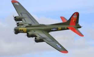 Double Fun: Two Giant B-17s Put On a Show