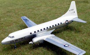 Road to Top Gun — Mike Gatwood's Convair CV-440 / VT-29B