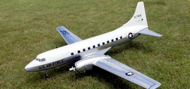 Road to Top Gun: Convair CV-440 / VT-29B