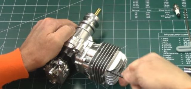DLE Engine Repairs — Easy DIY fixes — Video How To