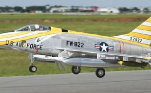 Road to Top Gun — Gabriel Pellegrini's F-100 Super Sabre