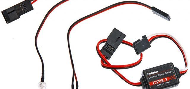 Futaba Channel Power Switch