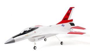 HobbyKing F-16 Falcon Jet EPO 64mm 3S EDF 670mm PNP