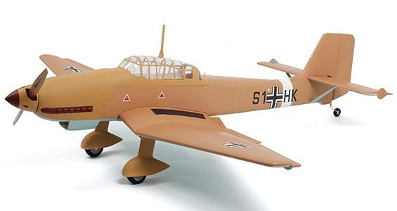 HobbyKing Junkers Ju-87B-2 Stuka 1400mm (55″) ARF